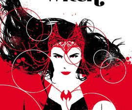 Scarlet Witch #1 from Marvel Comics