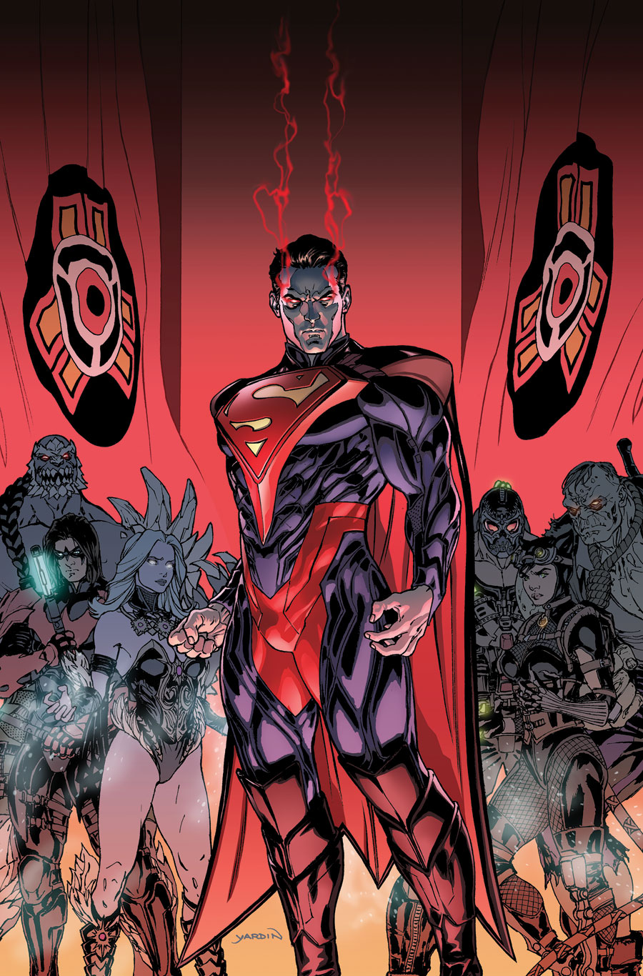 Injustice: Gods Among Us: Year Five #1 from DC Comics ...
