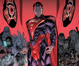 Injustice: Gods Among Us: Year Five #1 from DC Comics