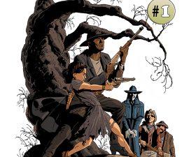 3 Devils #1 from IDW Comics