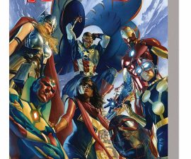 All-New, All-Different Avengers Vol. 1 TPB from Marvel Comics