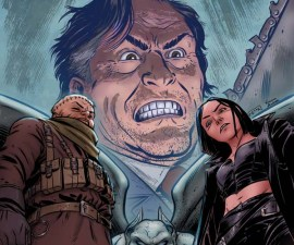 Army of Darkness: Furious Road #1 from Dynamite Comics