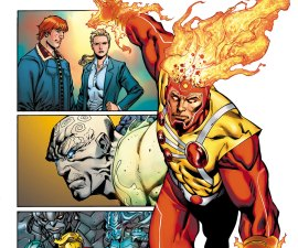 Legends of Tomorrow #1 from DC Comics