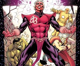 The Infinity Entity #1 from Marvel Comics
