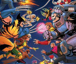 X-Men '92 #1 from Marvel Comics