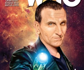 Doctor Who: The Ninth Doctor #1 from Titan Comics