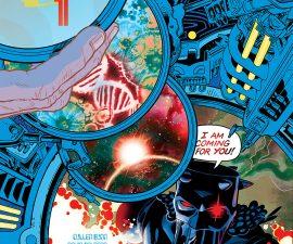 Micronauts #1 from IDW Comics
