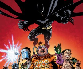 All-Star Section 8 TP from DC Comics