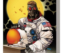Star-Lord Vol. 1: First Flight TPB from Marvel Comics
