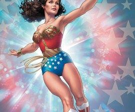 Wonder Woman '77 Vol. 1 TP from DC Comics