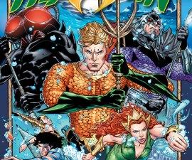 Aquaman #1 from DC Comics