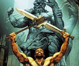 Civil War II: Gods of War #1 from Marvel Comics