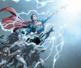 DC Universe: Rebirth #1 from DC Comics