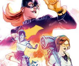 Batgirl #1 from DC Comics