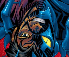 Blue Beetle #1 from DC Comics