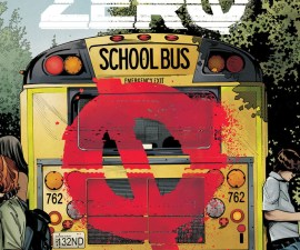 Generation Zero #1 from Valiant Comics