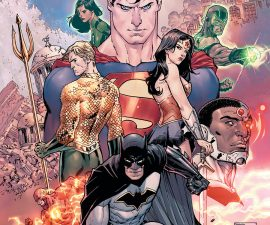 Justice League #1 from DC Comics
