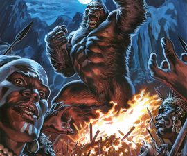 Kong of Skull Island #1 from Boom Studios