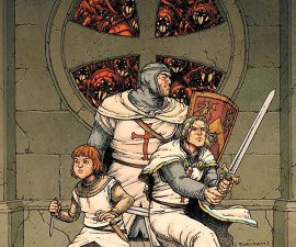 Lake of Fire #1 from Image Comics