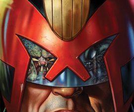 Predator vs. Judge Dredd vs. Aliens #1 from Dark Horse Comics
