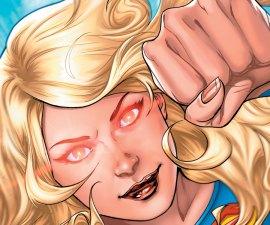 Supergirl: Rebirth #1 from DC Comics