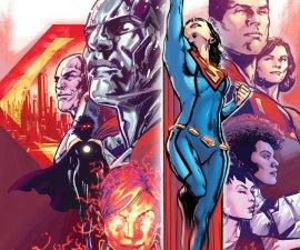Superwoman #1 from DC Comics