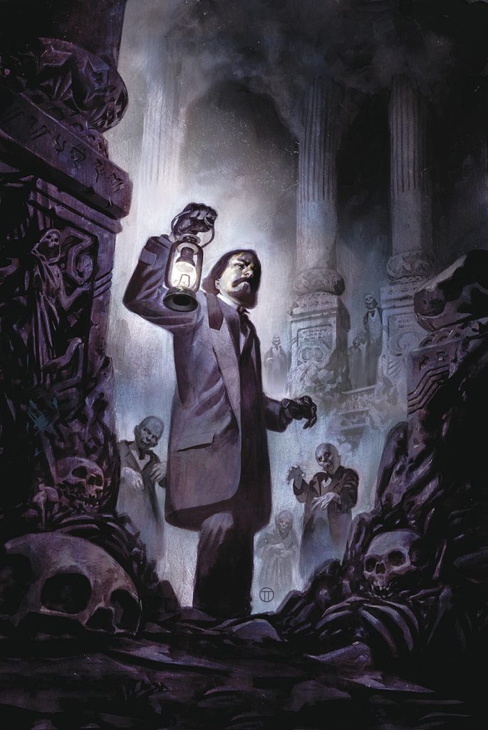 Witchfinder: City of The Dead #1 from Dark Horse Comics