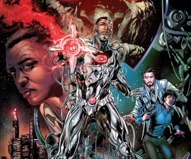 Cyborg #1 from DC Comics
