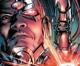 Cyborg: Rebirth #1 from DC Comics