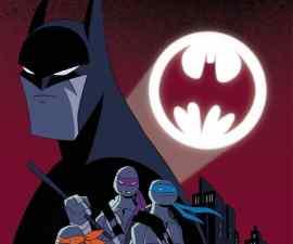 Batman/TMNT Adventures #1 from IDW Comics
