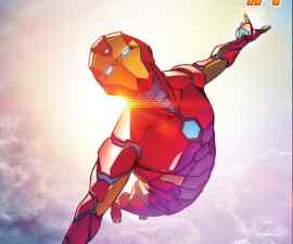 Invincible Iron Man #1 (2016) from Marvel Comics