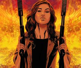 No Angel #1 from Black Mask Studios