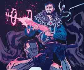 Doctor Strange/Punisher: Magic Bullets #1 from Marvel Comics