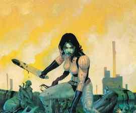 Gamora #1 from Marvel Comics