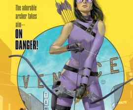 Hawkeye #1 (2016) from Marvel Comics