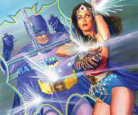 Batman '66 Meets Wonder Woman '77 #1 from DC Comics