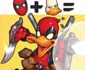 Deadpool The Duck #1 from Marvel Comics