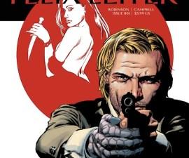 James Bond: Felix Leiter #1 from Dynamite Entertainment