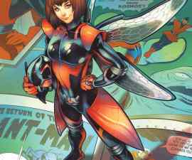 The Unstoppable Wasp #1 from Marvel Comics