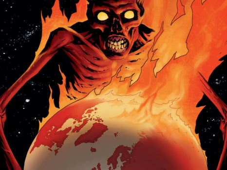 Baltimore: The Red Kingdom #1 from Dark Horse Comics