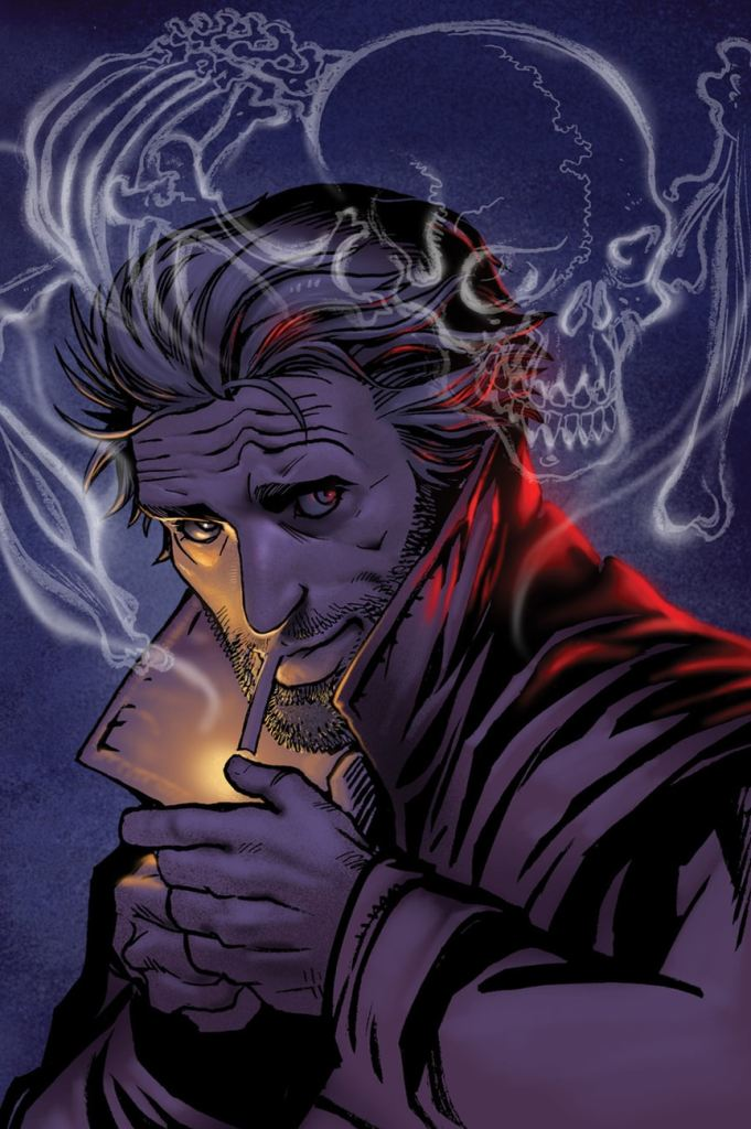 The Hellblazer Vol. 1: The Poison Truth TP from DC Comics