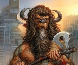 American Gods: Shadows #1 from Dark Horse Comics