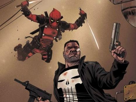Deadpool Vs. The Punisher #1 from Marvel Comics