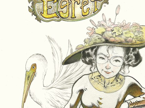 Eleanor & The Egret #1 from Aftershock Comics