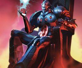 Micronauts: Wrath of Karza #1 from IDW Comics