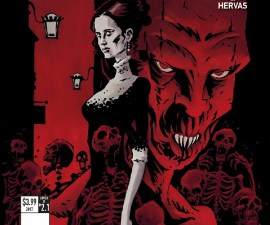 Penny Dreadful #1 (Ongoing) from Titan Comics