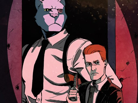 Spencer and Locke #1 from Action Lab Comics