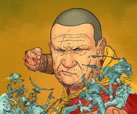The Shaolin Cowboy: Who'll Stop the Reign? #1 from Dark Horse Comics