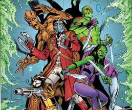 Guardians of the Galaxy: Mother Entropy #1 from Marvel Comics