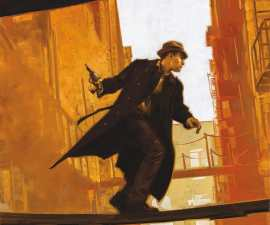Joe Golem: Occult Detective - The Outer Dark #1 from Dark Horse Comics